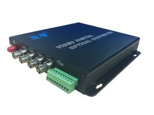 4路全数字视音频光端机