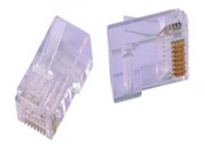 六类非屏蔽RJ45水晶头